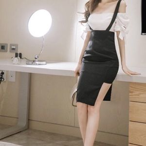 Dresses & Skirts - small suspender skirt (blouse not included) new